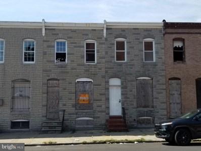 518 S Smallwood Street, Baltimore, MD 21223 - #: MDBA485834