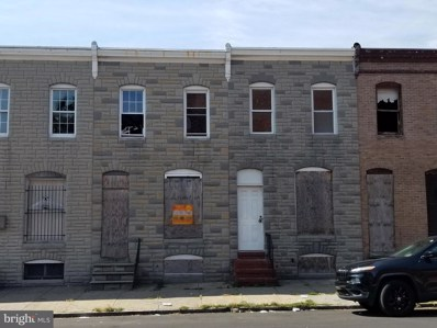 518 S Smallwood Street, Baltimore, MD 21223 - #: MDBA485834
