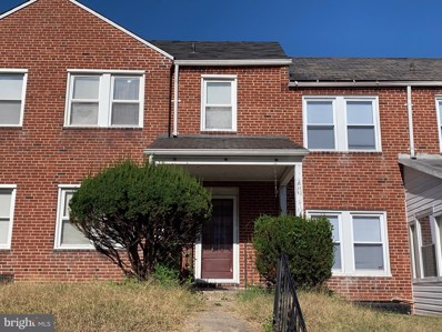 3018 Mayfield Avenue, Baltimore, MD 21213 - #: MDBA485844