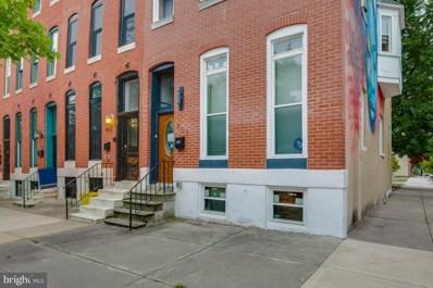 401 E Lafayette Avenue, Baltimore, MD 21202 - #: MDBA485886