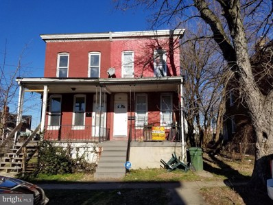 4112 Newton Avenue, Baltimore, MD 21215 - #: MDBA485892