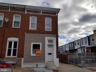 801 N Rose Street, Baltimore, MD 21205 - #: MDBA485922