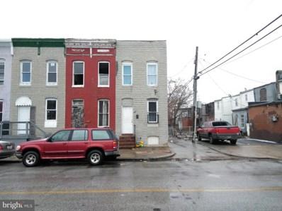437 S Pulaski Street, Baltimore, MD 21223 - #: MDBA485924