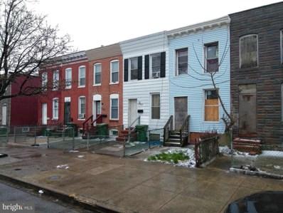 1925 McHenry Street, Baltimore, MD 21223 - #: MDBA485932
