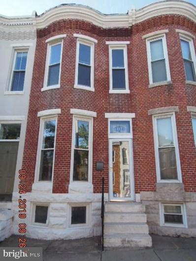 417 E Fort Avenue, Baltimore, MD 21230 - #: MDBA485988