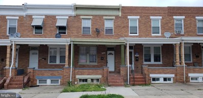 3408 Kenyon Avenue, Baltimore, MD 21213 - #: MDBA486034