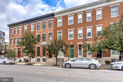 5 S Linwood Avenue, Baltimore, MD 21224 - #: MDBA486062