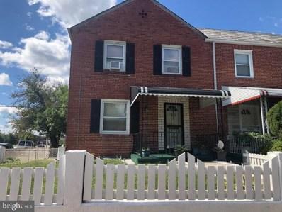 5400 Gist Avenue, Baltimore, MD 21215 - #: MDBA486096