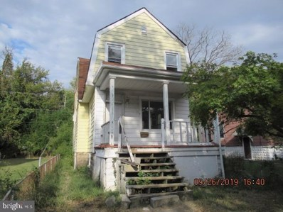 5221 Beaufort Avenue, Baltimore, MD 21215 - #: MDBA486126