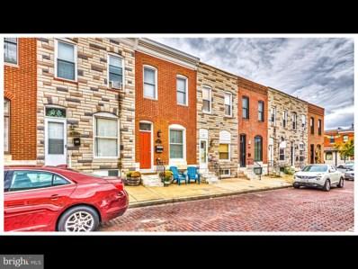 435 S Robinson Street, Baltimore, MD 21224 - #: MDBA486250