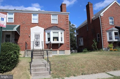1514 Greendale Road, Baltimore, MD 21218 - #: MDBA486254