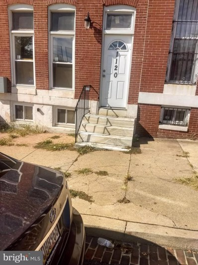 1120 Homewood Avenue, Baltimore, MD 21202 - #: MDBA486260