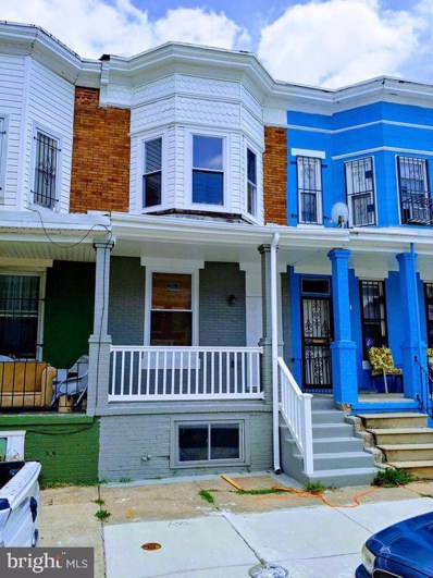 1660 Gorsuch Avenue, Baltimore, MD 21218 - MLS#: MDBA486276