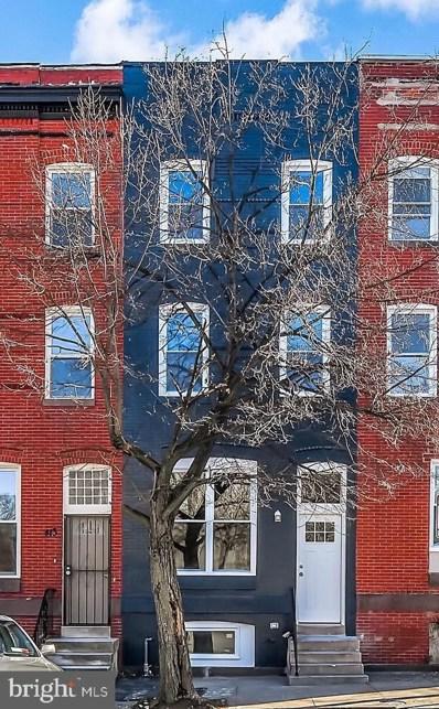 415 Robert Street, Baltimore, MD 21217 - #: MDBA486306