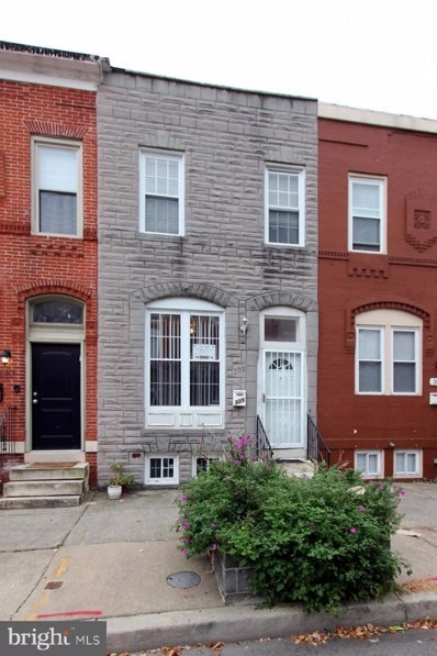 325 E 21ST Street, Baltimore, MD 21218 - #: MDBA486308