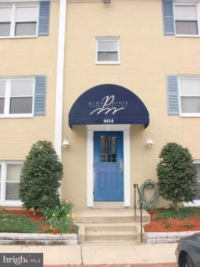 4414 Falls Bridge Drive UNIT J, Baltimore, MD 21211 - #: MDBA486338