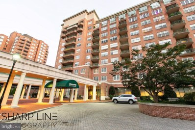 3801 Canterbury Road UNIT 809, Baltimore, MD 21218 - #: MDBA486376