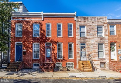 1544 William Street, Baltimore, MD 21230 - MLS#: MDBA486390