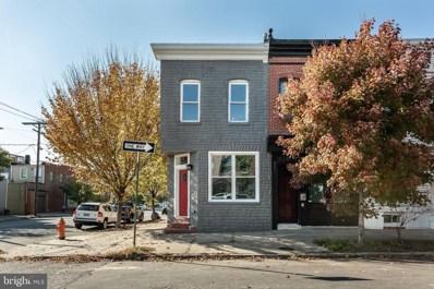 100 N Potomac Street, Baltimore, MD 21224 - #: MDBA486408