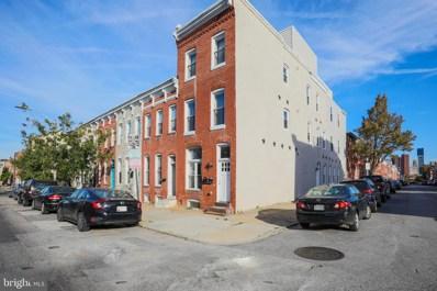 14 E Fort Avenue, Baltimore, MD 21230 - #: MDBA486470