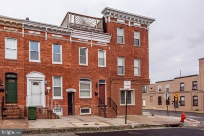 741 S Montford Avenue, Baltimore, MD 21224 - #: MDBA486480
