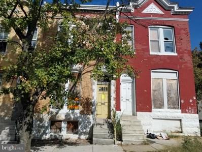 1928 Harlem Avenue, Baltimore, MD 21217 - #: MDBA486520