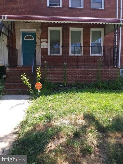 4007 Cedardale Road, Baltimore, MD 21215 - #: MDBA486524