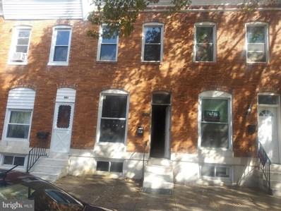 343 S Lehigh Street, Baltimore, MD 21224 - #: MDBA486534