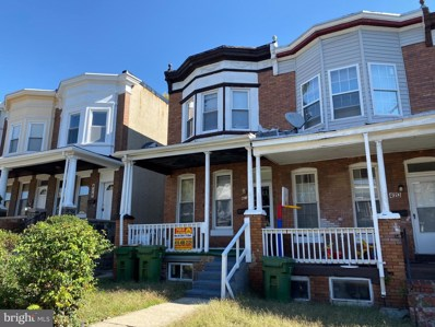 421 S Augusta Avenue, Baltimore, MD 21229 - #: MDBA486536