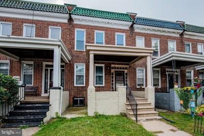 1917 E 30TH Street, Baltimore, MD 21218 - #: MDBA486560
