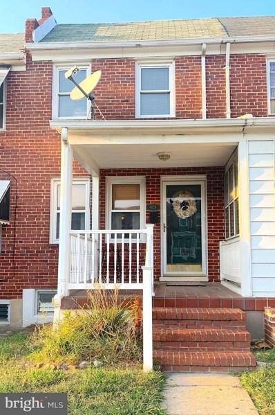 6824 Conley Street, Baltimore, MD 21224 - #: MDBA486582