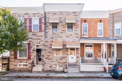 1203 Cleveland Street, Baltimore, MD 21230 - #: MDBA486634