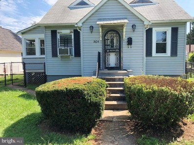 5104 Belle Avenue, Baltimore, MD 21207 - #: MDBA486710