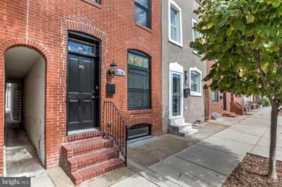 3226 Elliott Street, Baltimore, MD 21224 - #: MDBA486756