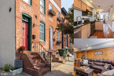 102 E Randall Street, Baltimore, MD 21230 - MLS#: MDBA486770