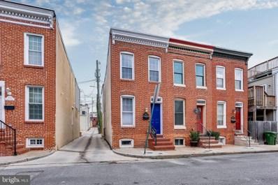 1625 Patapsco Street, Baltimore, MD 21230 - #: MDBA486778