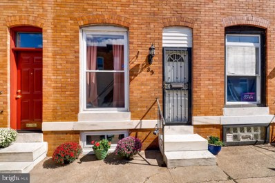 33 S Decker Avenue, Baltimore, MD 21224 - #: MDBA486814
