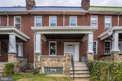 3804 Norfolk Avenue, Baltimore, MD 21216 - #: MDBA486816