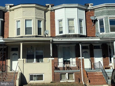 434 E 28TH Street, Baltimore, MD 21218 - #: MDBA486836