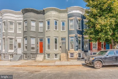 810 W 34TH Street, Baltimore, MD 21211 - #: MDBA486910