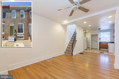 444 Furrow Street, Baltimore, MD 21223 - #: MDBA486912