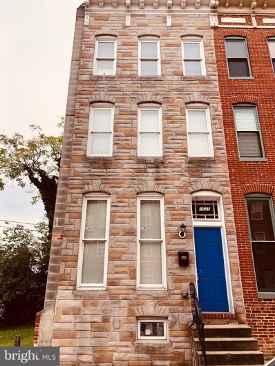 1625 E Preston Street, Baltimore, MD 21213 - #: MDBA486982