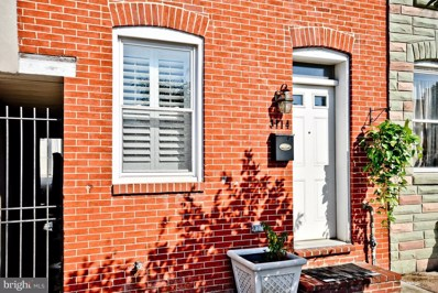 3114 Elliott Street, Baltimore, MD 21224 - #: MDBA486984