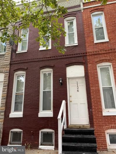 1126 Cleveland Street, Baltimore, MD 21230 - #: MDBA487022