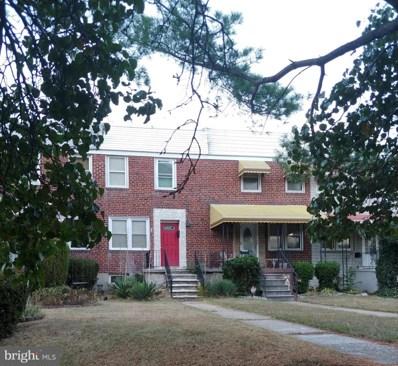 5524 Frankford Avenue, Baltimore, MD 21206 - #: MDBA487026