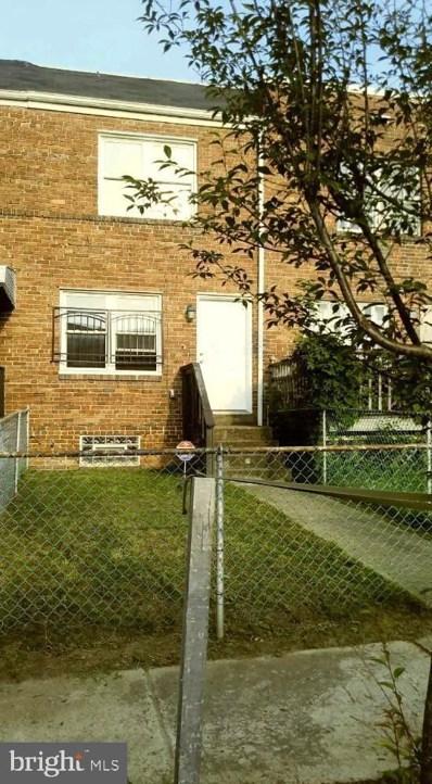3603 Saint Margaret Street, Baltimore, MD 21225 - #: MDBA487064