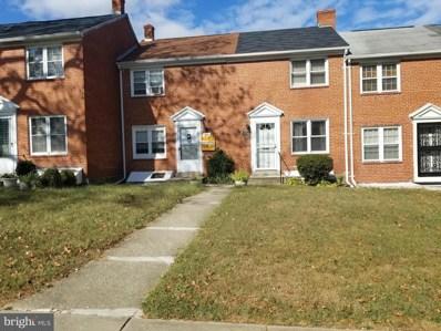 1072 Cameron Road, Baltimore, MD 21212 - #: MDBA487074
