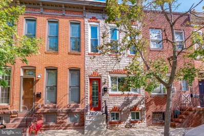 1725 Covington Street, Baltimore, MD 21230 - #: MDBA487122