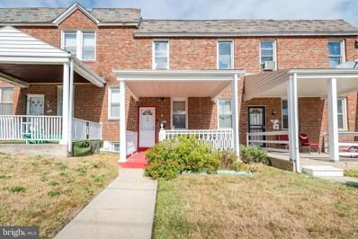 2510 W Cold Spring Lane, Baltimore, MD 21215 - #: MDBA487126