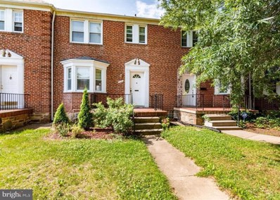 1502 Roundhill Road, Baltimore, MD 21218 - #: MDBA487170